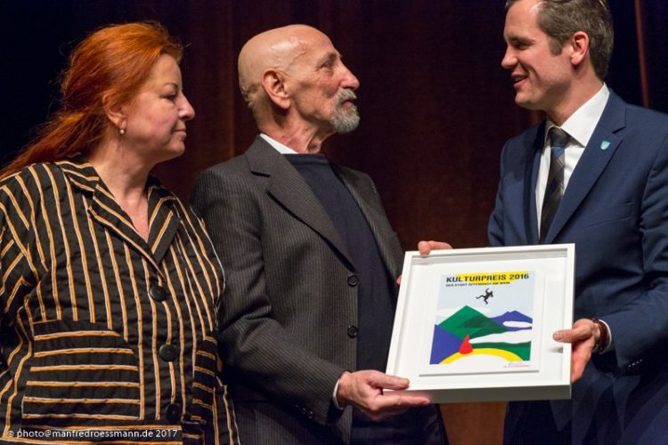 Kulturpreis 2016 an Heine-Club