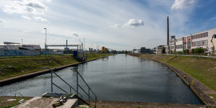 Osthafen II Frankfurt