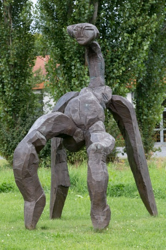 Dietrich Klinge, Entwurf fuer eine grosse Figur