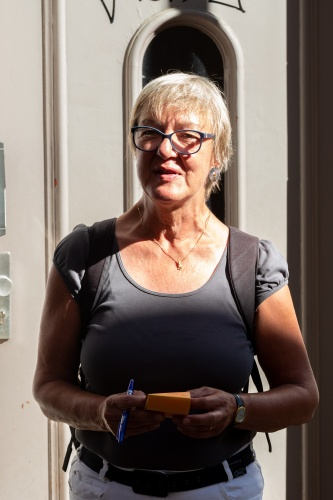 Barbara Leissing - Moderation