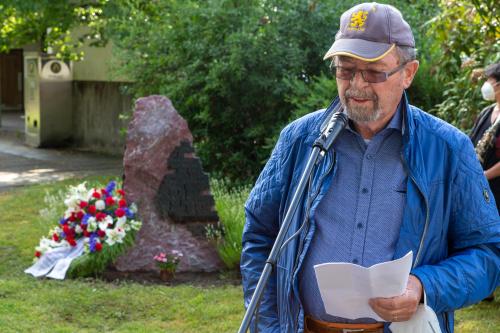 Wolfgang Reuter, ehem. OB