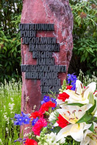 Gedenkstein fuer die Zwangsarbeiter*innen 1