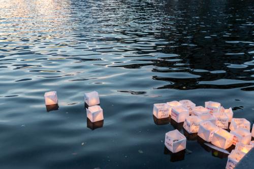 Lampinons - Gedenken an Hiroshima 1