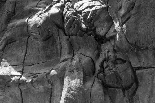 Eberhard Linke, Roemisches Mauerfossil-3