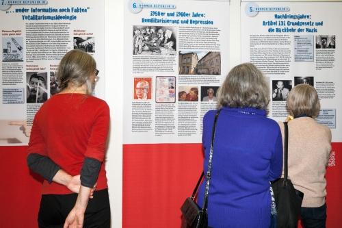 Ausstellung Geschichte der Berufsverbote-10