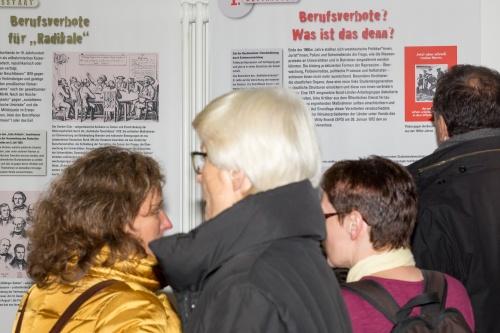 Ausstellung Geschichte der Berufsverbote-3