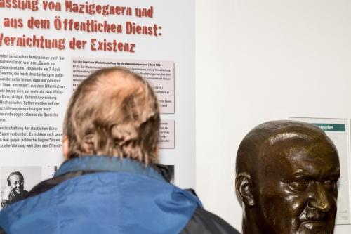 Ausstellung Geschichte der Berufsverbote-5