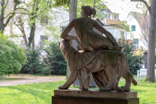 Johann Heinrich von Dannecker, Ariadne auf dem Panther