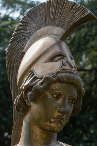 Myron, Athena und Marsyas-2