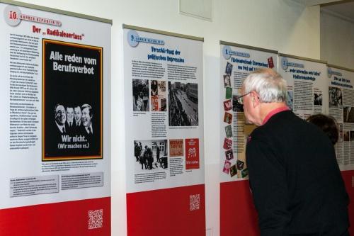 Ausstellung Geschichte der Berufsverbote-9