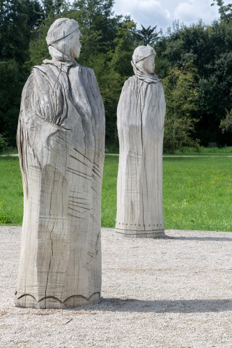 Stephan Guber, Das Versprechen - 2 Figuren-2