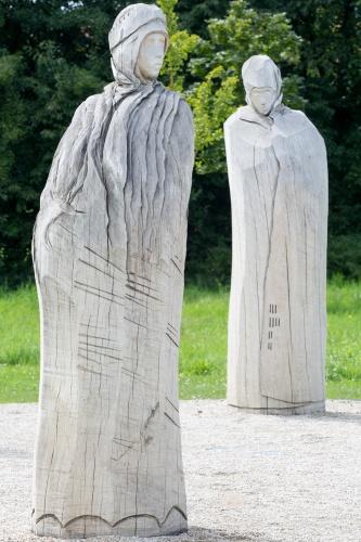 Stephan Guber, Das Versprechen - 2 Figuren