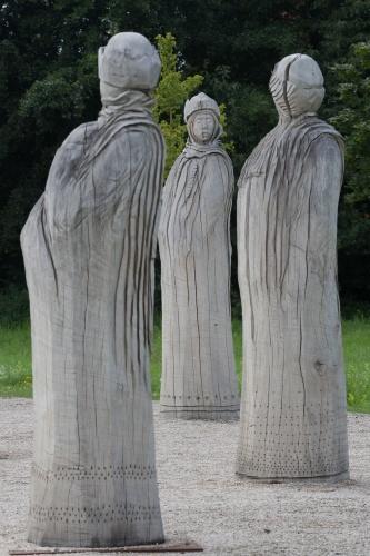 Stephan Guber, Das Versprechen - 3 Figuren