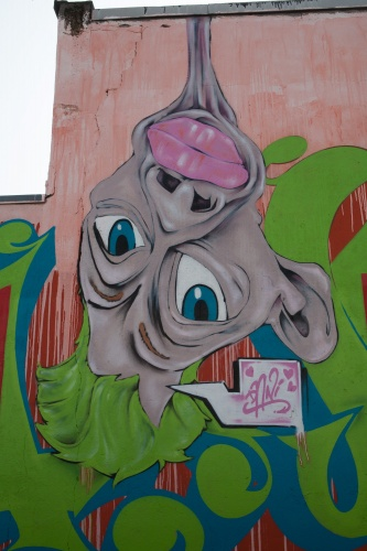 Groesster Graffito Hessens