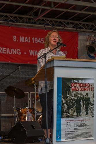 Fest der Befreiung auf dem Platz des 8. Mai 1945 in Offenbach-2