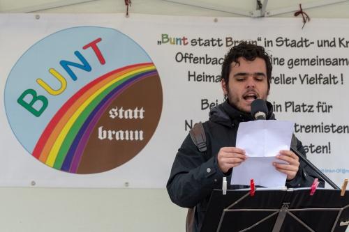 Mirkan Dogan (DIDF-Jugend Offenbach)