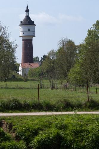 Wasserturm an der Beelener Strasse