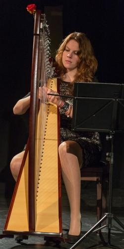 Sarah Elisabeth Burow - Harfe-2