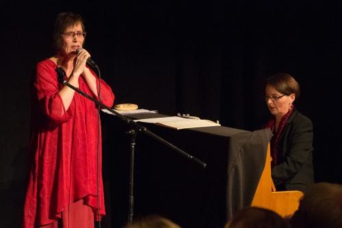 Gisela Pabel-Rueger (Gesang), Isabella Kreith (Klavier) 2