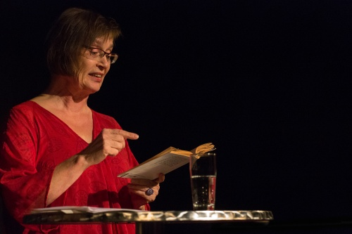 Gisela Pabel-Rueger liest Mascha Kaleko 1