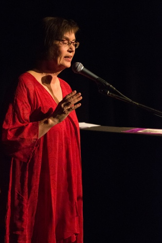 Gisela Pabel-Rueger singt Mascha Kaleko 1
