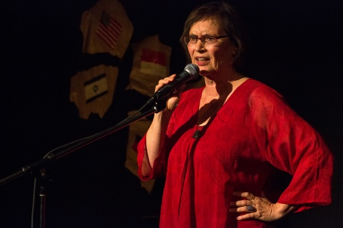 Gisela Pabel-Rueger singt Mascha Kaleko 2
