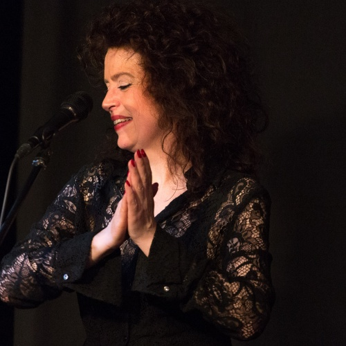 Sabine Kuehnrich (Gesang)-