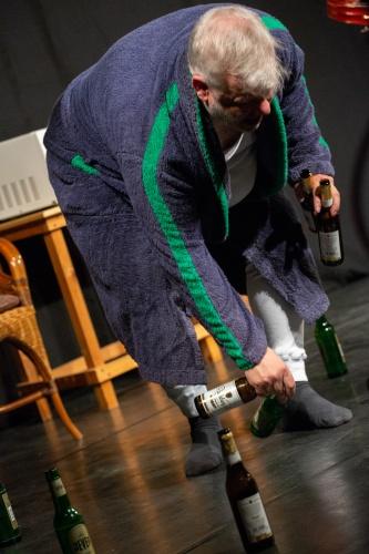Nisse Kreysing spielt- Der Kontrabass von Patrick Sueskind-6