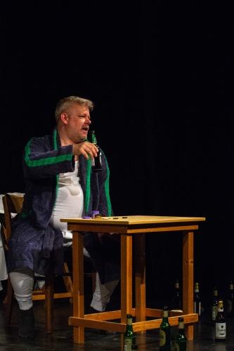 Nisse Kreysing spielt- Der Kontrabass von Patrick Sueskind-8