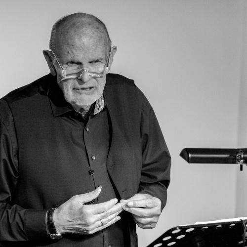 Bernd P. R. Winter (Rezitation)
