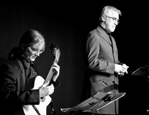 Jan Masuhr - Gitarre, Oskar Muerell