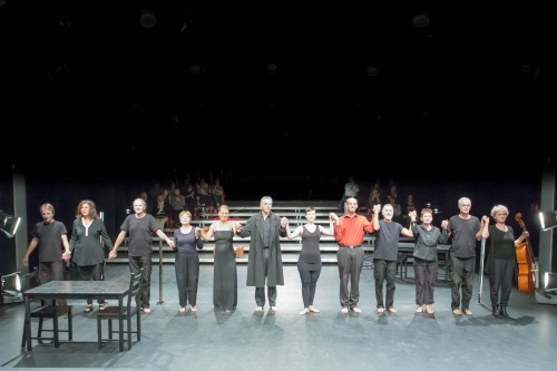 Ensemble Untergaenge.Kassandra