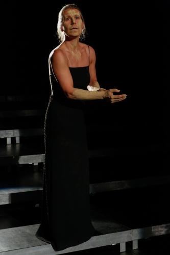 Nicole Horny als Kassandra-6