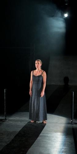 Nicole Horny als Kassandra-2