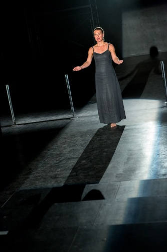 Nicole Horny als Kassandra-3