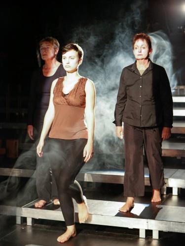 Christine Dreier,  Iris Reinhard Hassenzahl, Elisabeth Uloth