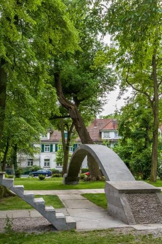 21 Betonobjekte im Dreieichpark-2