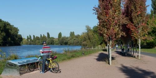 Klimapfad am Mainufer-Park