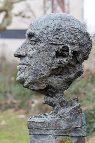 Rostropowitsch-Denkmal