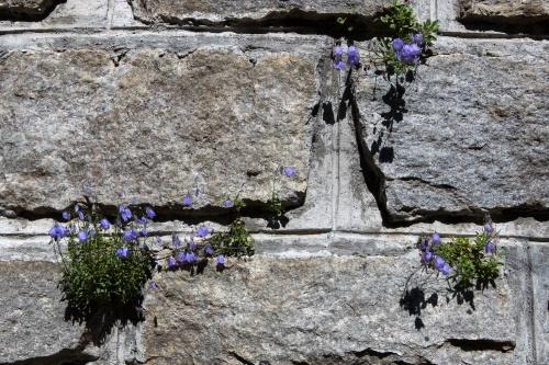 Glocken-Mauer