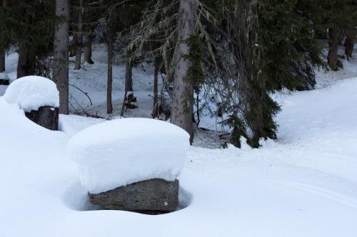 Formen im Schnee-3