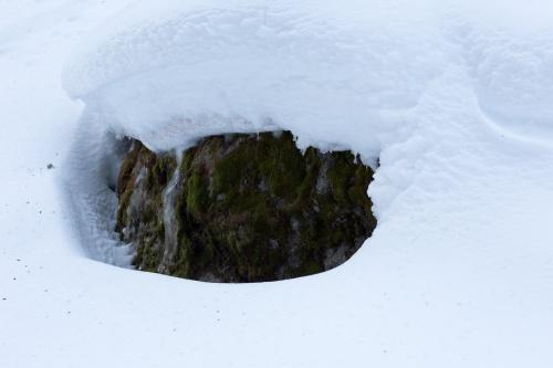 Formen im Schnee-5