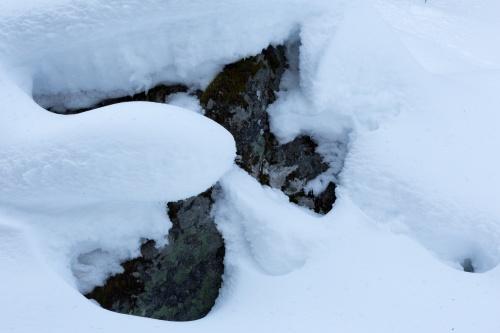 Formen im Schnee-6
