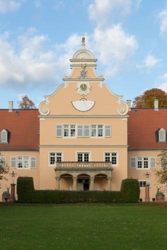 Jagdschloss Fassade