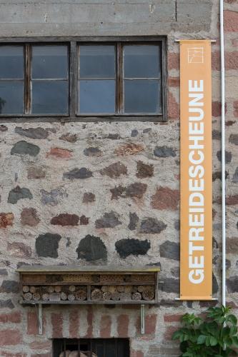 Getreidescheune Hofgut Oberfeld