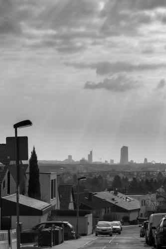 Frankfurt hinter Bergen-Enkheim