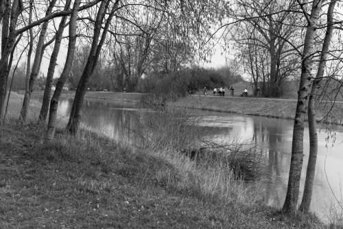 Fluss - Land - Kirche