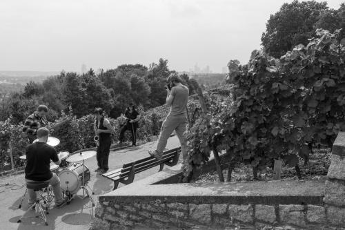 Jazz im Weinberg - nic demasow