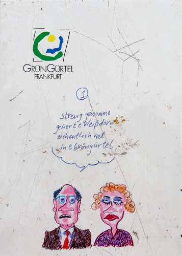 Streng genomme gehert e Weissdorn eigentlich net in de Gruenguertel