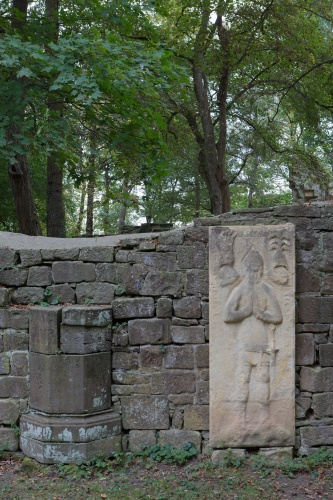 Ruinen auf dem Disibodenberg-3